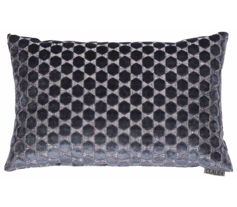 Cushion Orsina in color Anthracite
