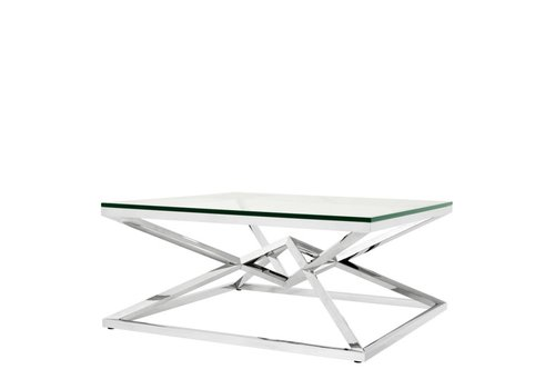 Eichholtz Glass Coffee table - Connor