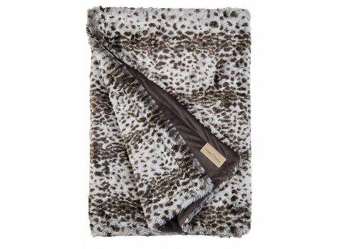Winter-Home Felldecke - Serval