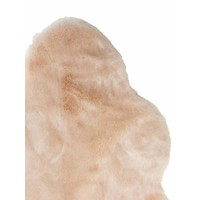 Schaffell 'Sandwolf' 70 x 115 cm