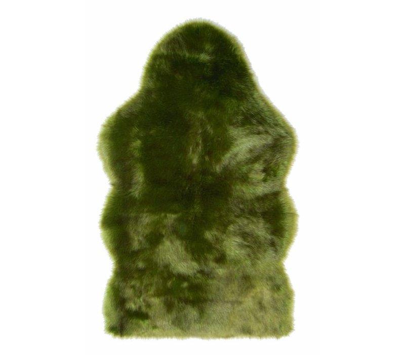 Shieepskin 'Greenwolf' in 70 x 115cm
