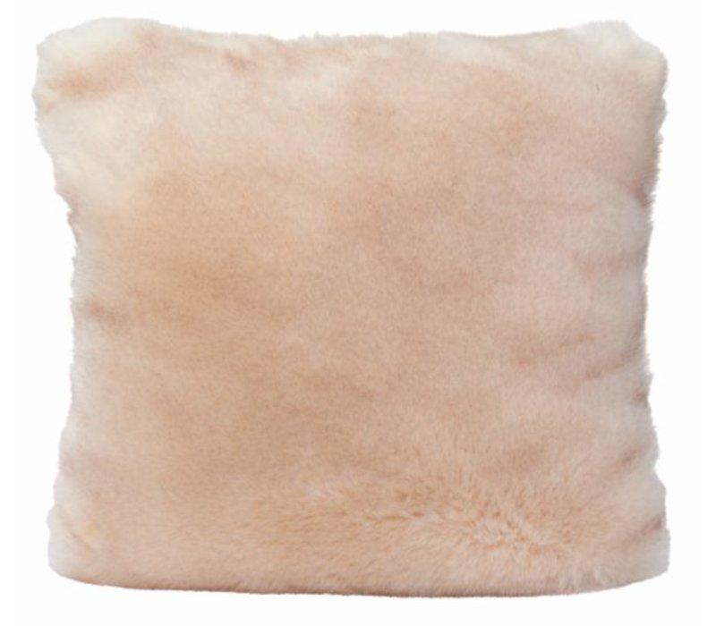 Cushion faux fur Sandwolf
