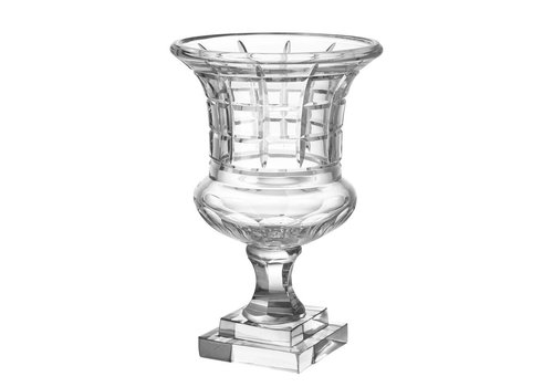 Eichholtz Glazen urn 'Peck'