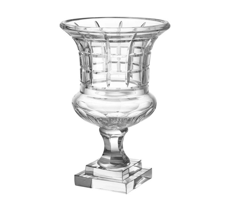 """Glas-Urne """"Peck"""" ø 16 x H. 24,5 cm"""