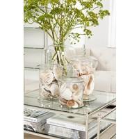 Glass vase 'Fauchere S' H 31,5 cm