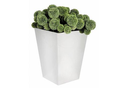 EICHHOLTZ Stainless steel planter 'Hanbera'