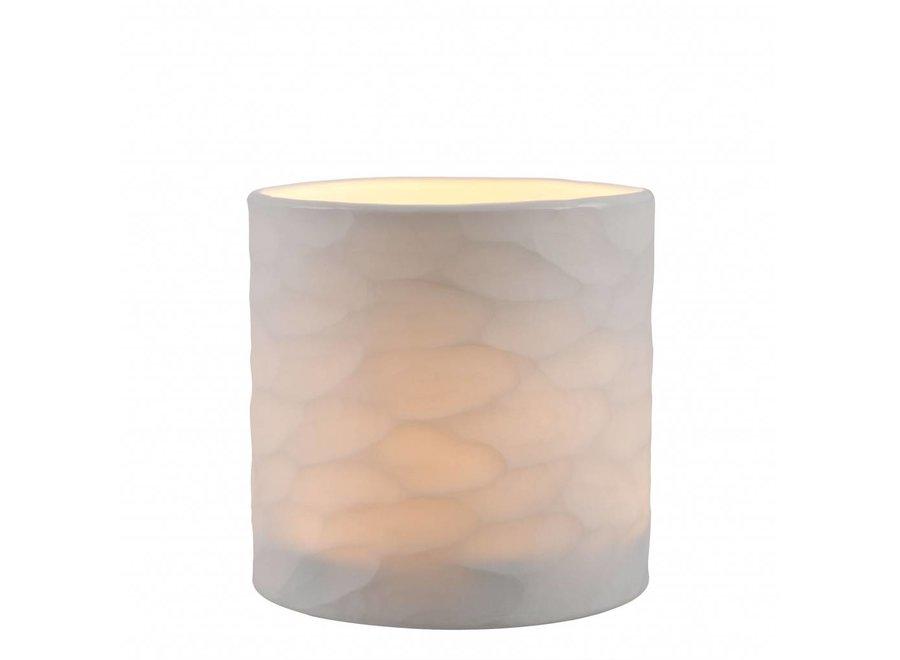 Windlicht 'Fontana M' H 20cm