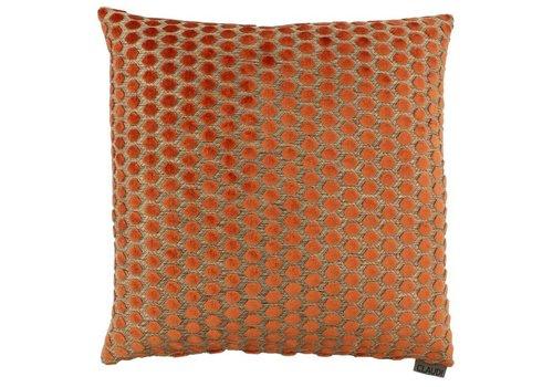 CLAUDI Cushion Sergio Orange