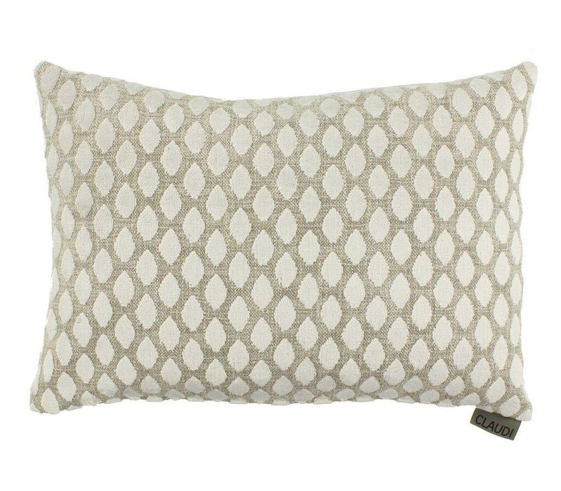 Cushion Joyce in color White