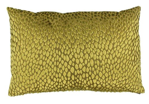 CLAUDI Cushion Speranza Mustard