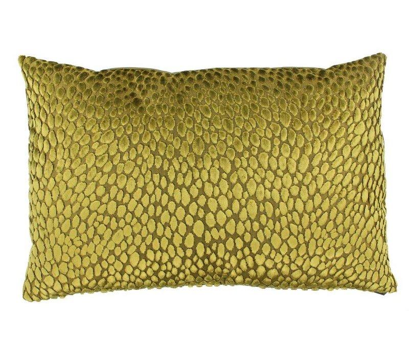 Cushion Speranza in color Mustard