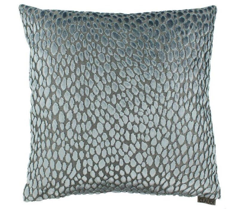 Cushion Speranza in color Iced Blue