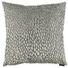 CLAUDI Cushion Speranza in color Sand/Grey