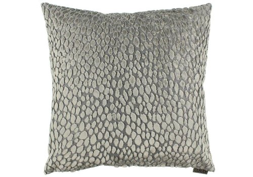 CLAUDI Cushion Speranza Sand/Grey