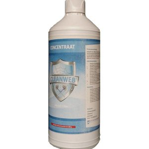 Cleanweb 1 liter concentraat