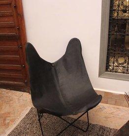 Riadlifestyle Vlinderstoel / Butterfly chair black