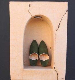 Riadlifestyle Babouche schoentjes