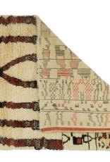 Riadlifestyle Azilal rug red