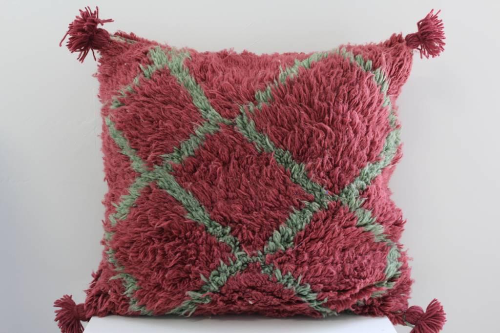 Riadlifestyle Beni Ouarain cushion Safi