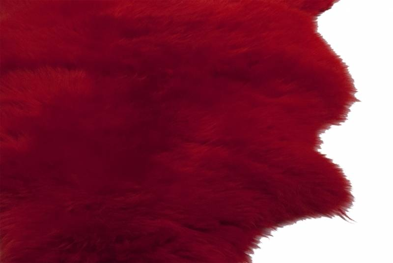 Riadlifestyle Sheepskin Red