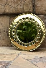 Riadlifestyle Gold mirror from Morocco