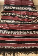 Riadlifestyle Red Maroccan Kelim Rug