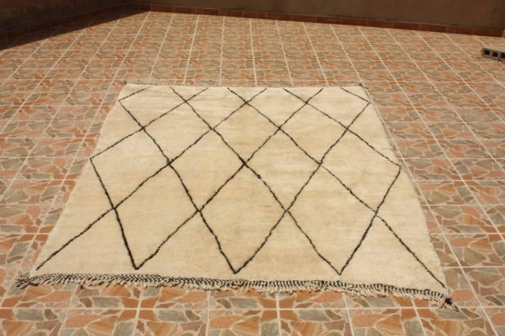 Riadlifestyle Beni Ouarain rug  449
