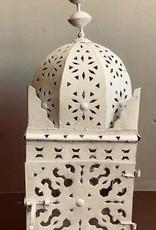 Riadlifestyle Marokkaanse Lantaarn white M