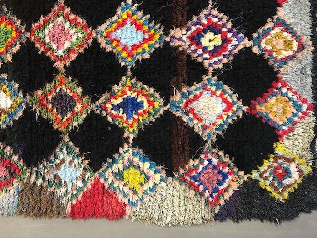 Riadlifestyle Boucherouite rug