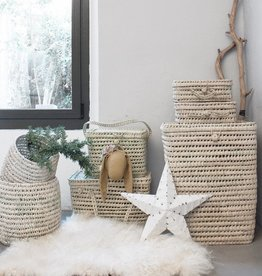 Riadlifestyle Moroccan laundry basket