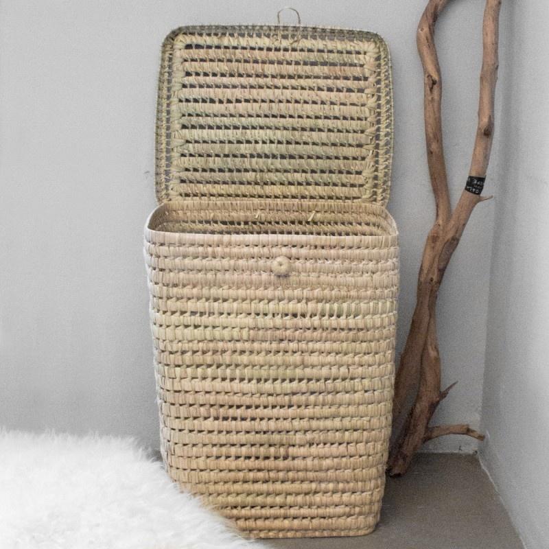 Riadlifestyle Moroccan laundry basket