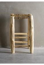 Riadlifestyle Moroccan stool rotan