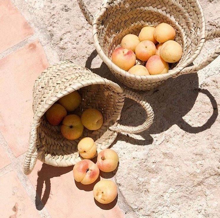 Riadlifestyle Palm leaf basket