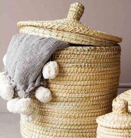 Riadlifestyle Moroccan basket  Naturel Large