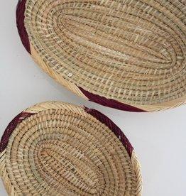 Riadlifestyle Marokkaans brood mandje ovaal XL