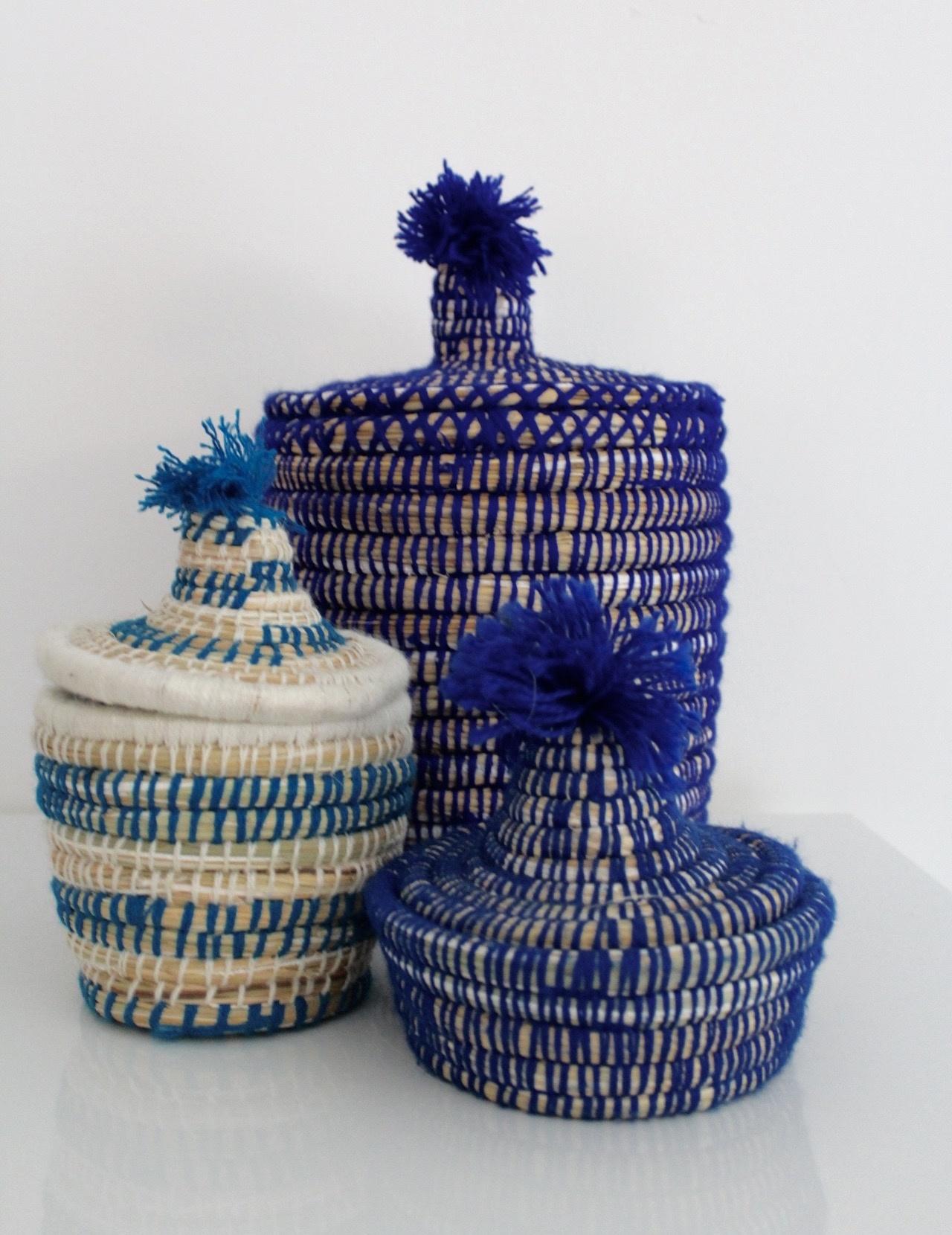 Riadlifestyle Moroccan basket Mini - Copy - Copy
