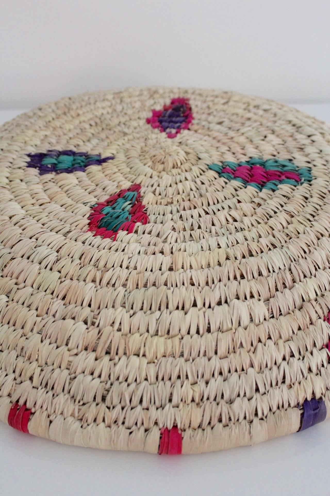 Riadlifestyle Moroccan basket XL