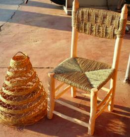 Riadlifestyle Marokkaans stoel rotan