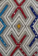 Riadlifestyle Marokkaanse berber kelim kussen
