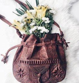 Riadlifestyle Fabby bag dark brown