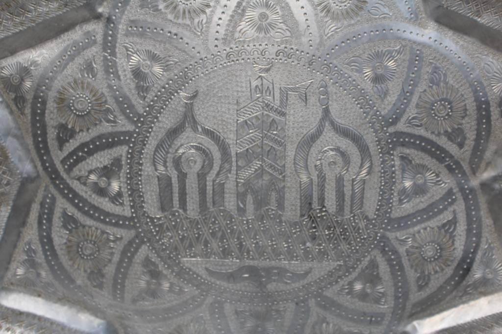 Riadlifestyle Vintage marokkaans dienblad