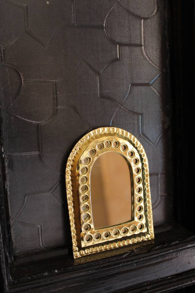 Riadlifestyle Gold mirror
