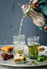 Riadlifestyle Marokkaanse thee glaasjes
