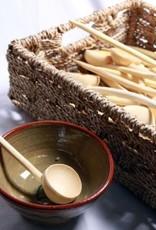 Riadlifestyle Marokkaanse harira houten lepel