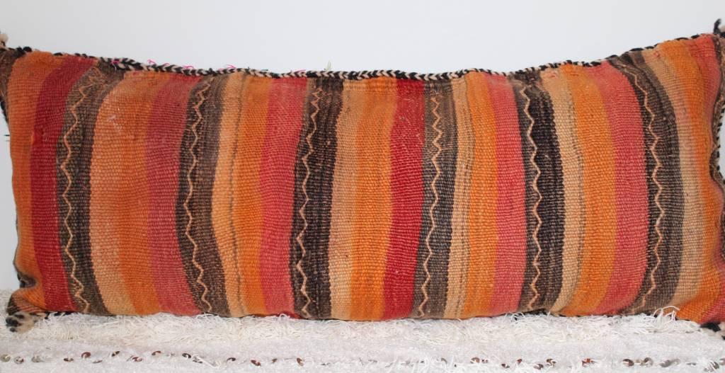 Riadlifestyle Vintage berber kelim kussen XXL