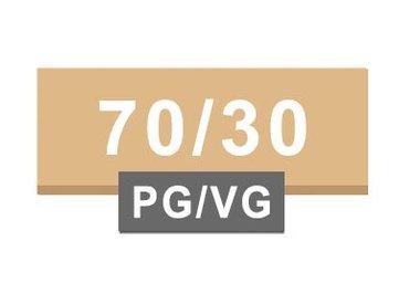 70/30 PG / VG
