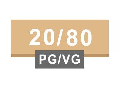 20/80 PG / VG