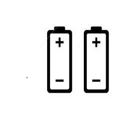 Mod met 2 Batterijen