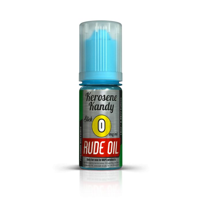 Rude Oil - Kirschsüßigkeit