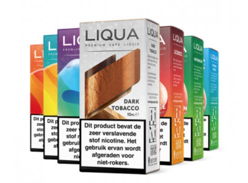 Liqua Elements Tabak